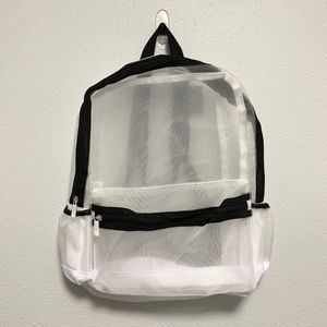 Fully Mesh Backpack